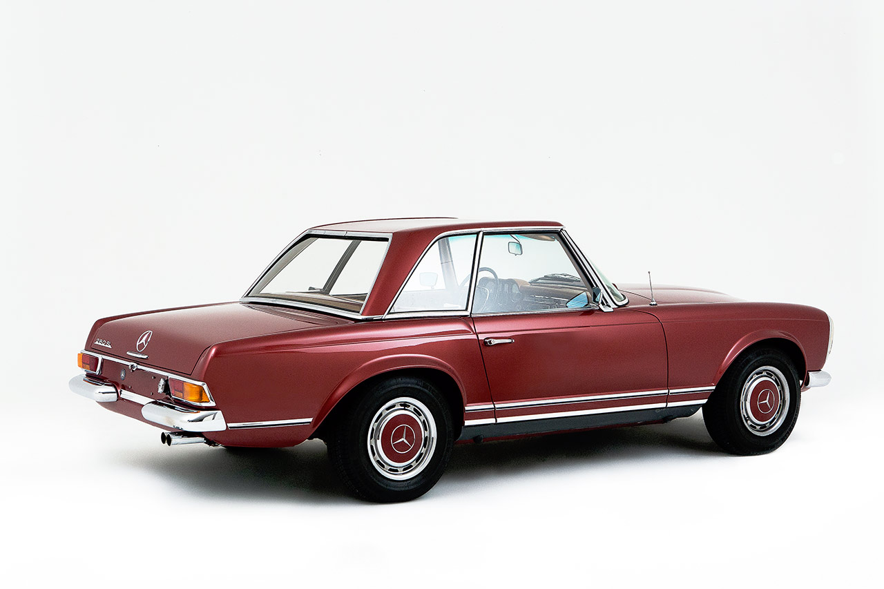 Buyer s guide mercedes benz sl w113 pagoda 230sl 250sl for Mercedes benz 280sl pagoda