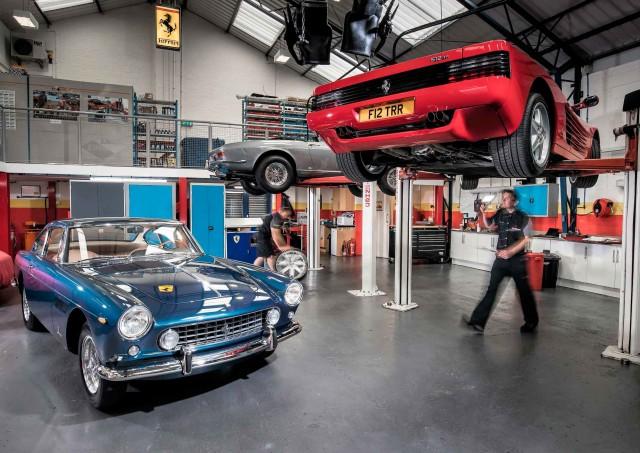 Epic Restoration Ferrari 250 GTE