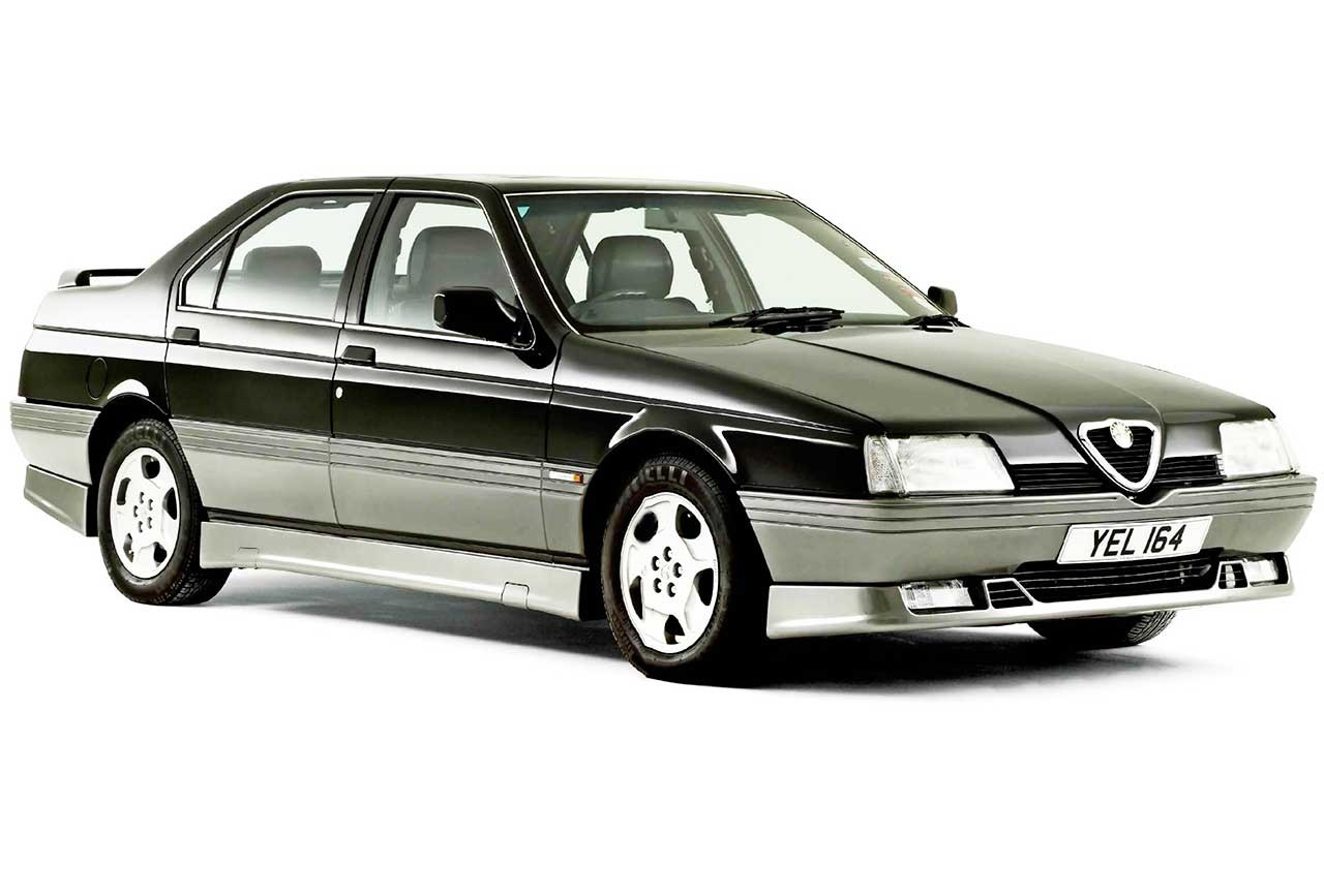 Buying Guide Seven steps to choosing the best Alfa Romeo 164 - Drive-My  Blogs - Drive