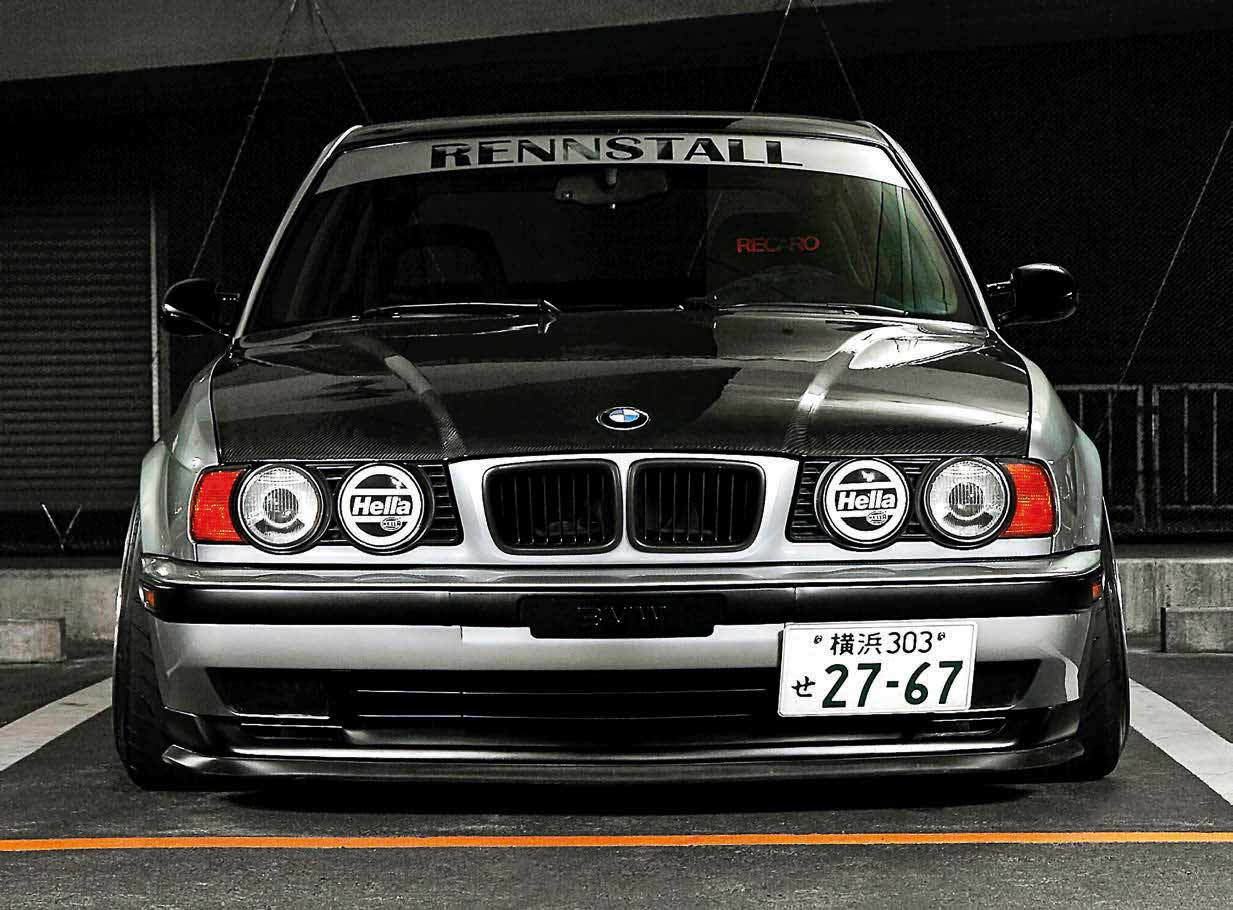 Stunning S38 3 8 Swapped Bmw E34 Touring Drive My Blogs Drive