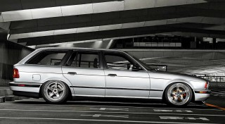 Stunning S38 3.8-swapped BMW E34 Touring