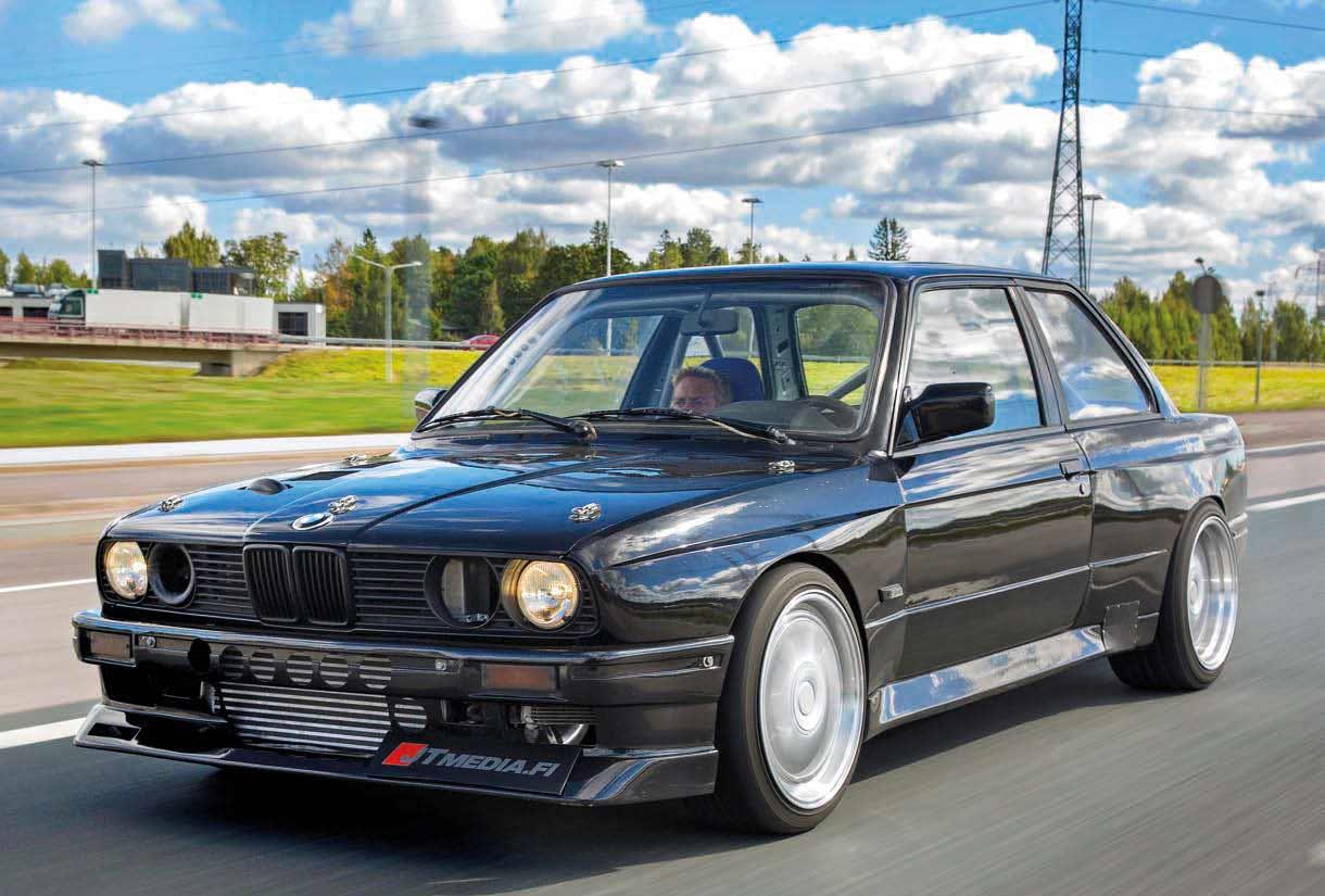 Wild 823hp turbo drag BMW E30 M50 Egined - Drive-My Blogs - Drive