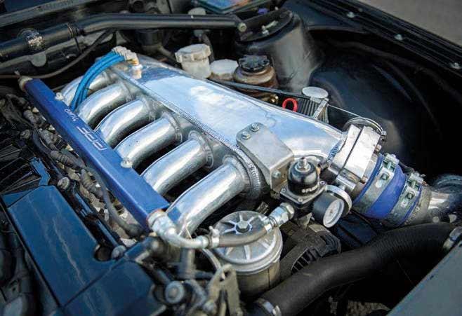 Bmw E36 M3 Turbo