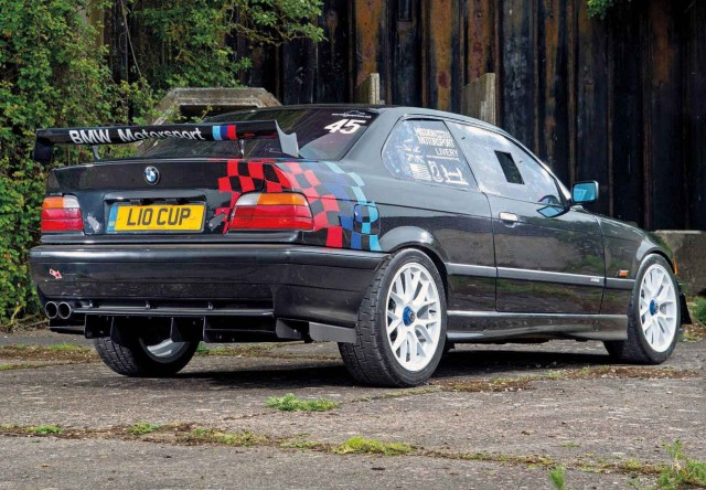 BMW M3 E36 Track Car