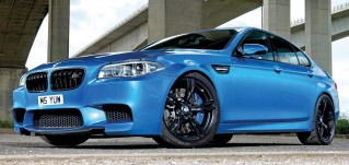 Monstrous 820hp BMW M5 F10