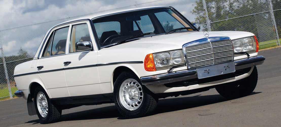 1982 Mercedes Benz W123 200   Benz W123