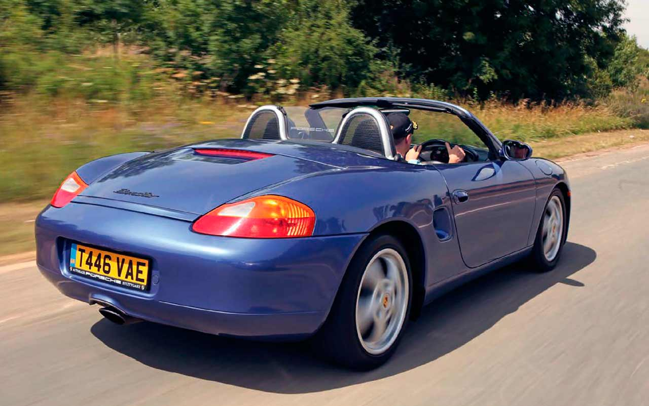 Buyer's Guide Porsche Boxster 986