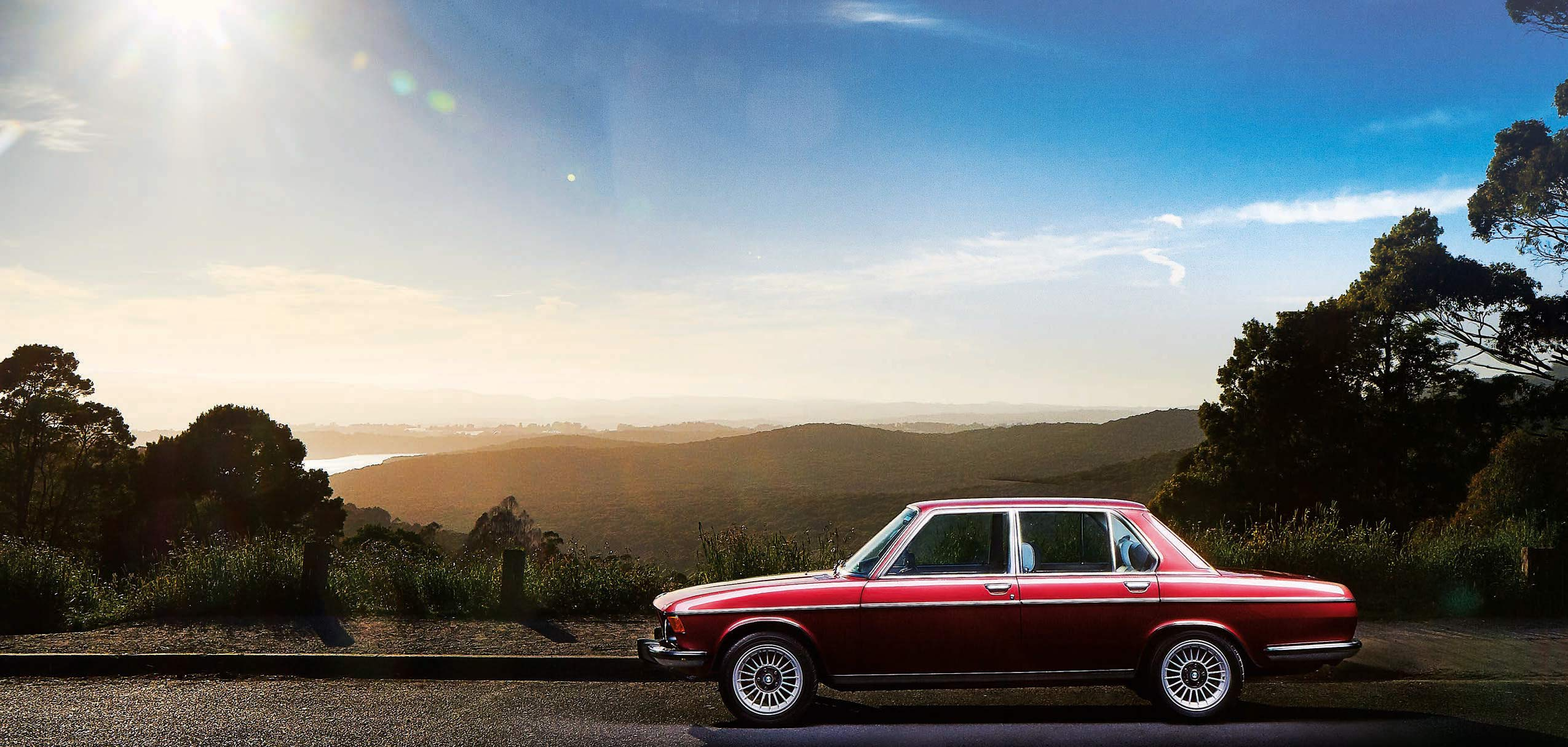 beautiful 1974 bmw 3.0si e3 gets the alpina treatment - drive-my