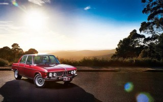 Beautiful 1974 BMW 3.0Si E3 gets the Alpina treatment