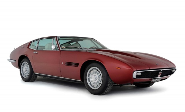 Maserati Ghibli Tipo AM115 Collectors' Guide