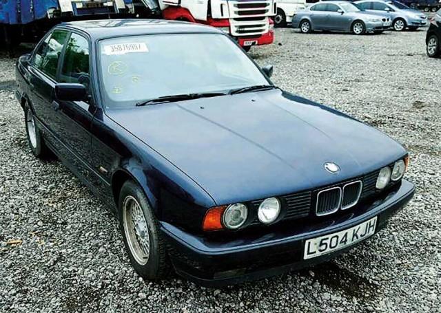 Project BMW E34