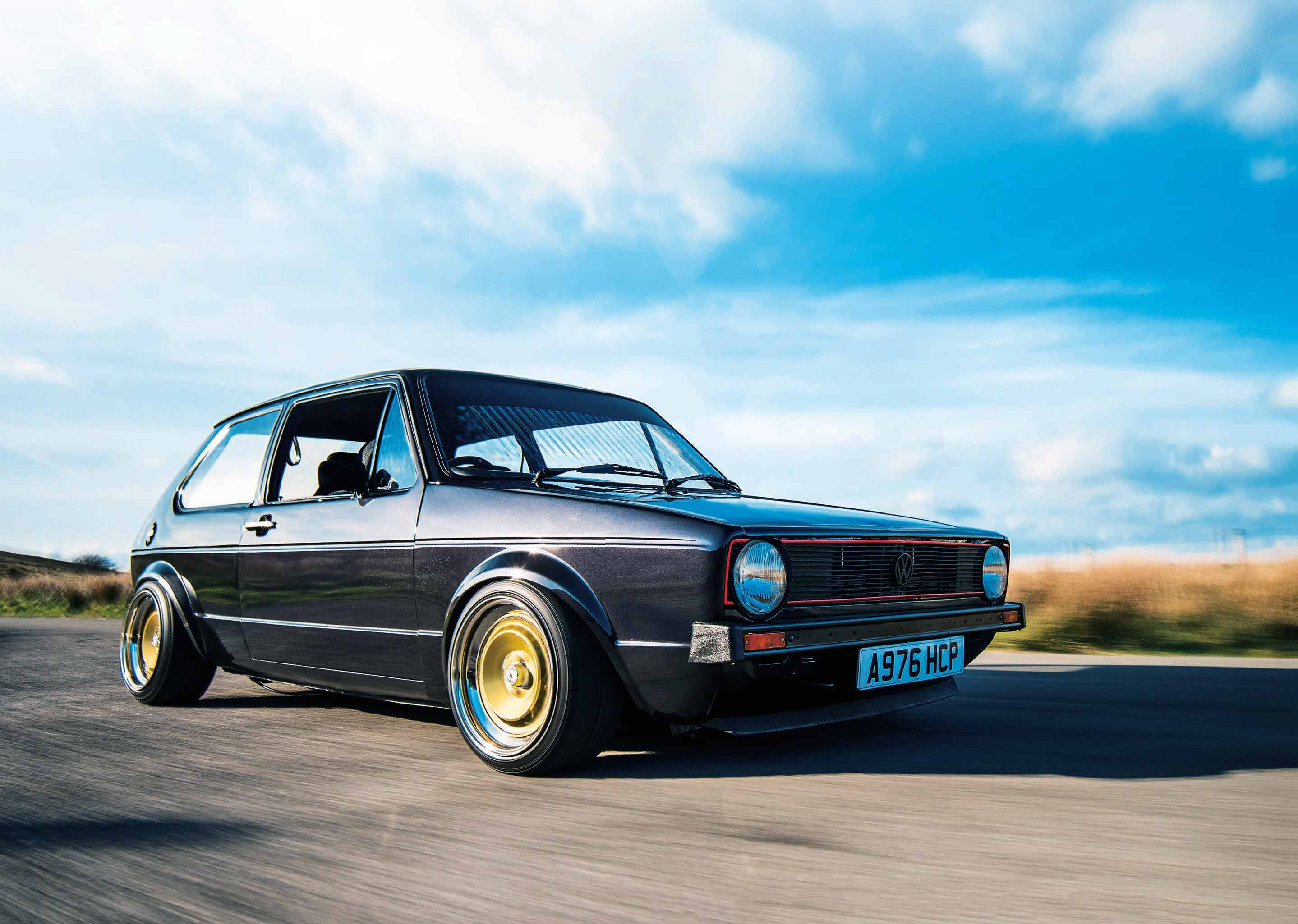 1983 volkswagen golf mk1 with bam 1 8t swap drive my. Black Bedroom Furniture Sets. Home Design Ideas