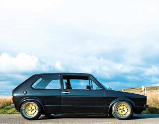 1983 Volkswagen Golf Mk1 with BAM 1 8T swap - Drive-My Blogs