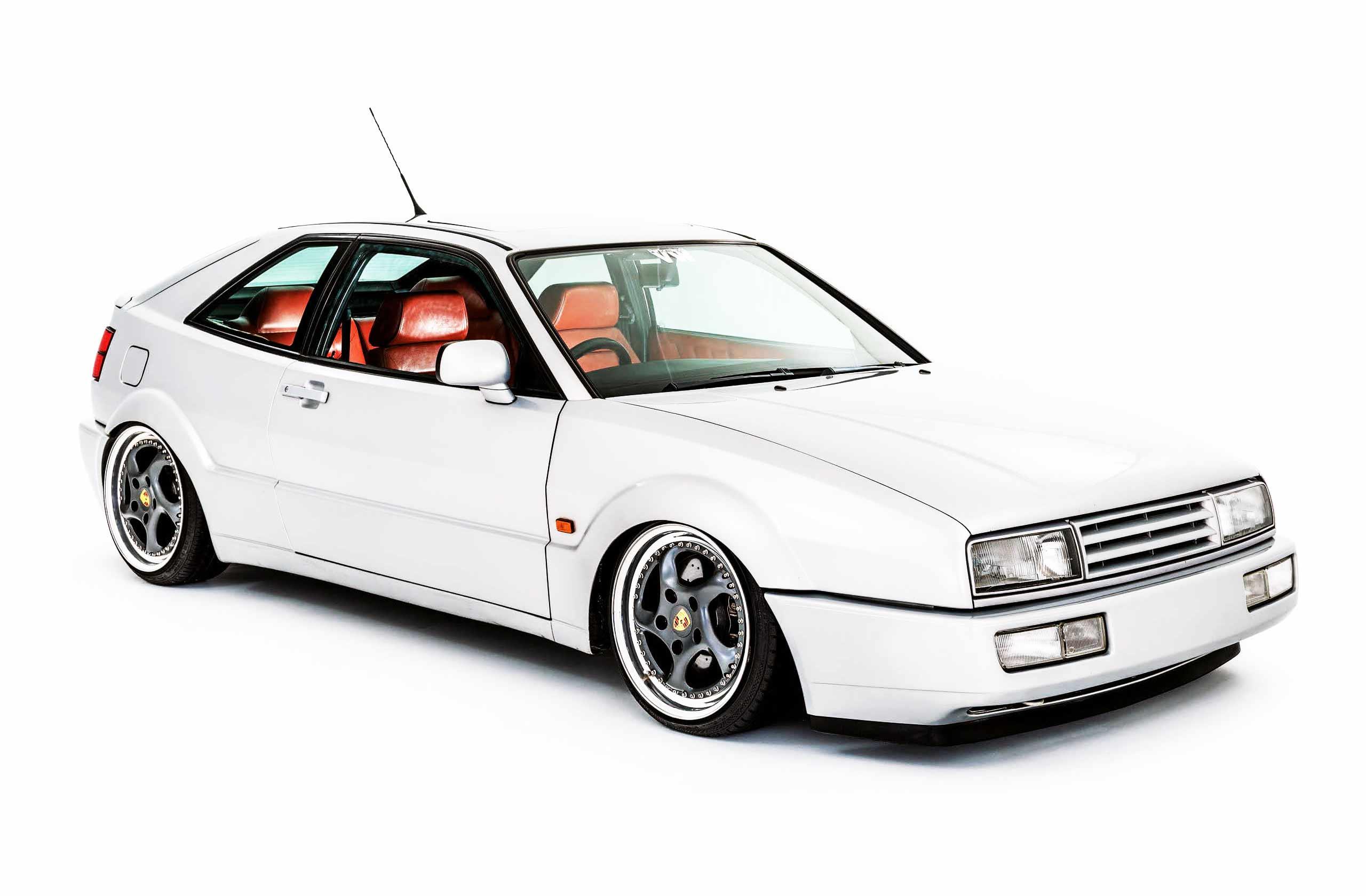 Bagged Vw Corrado 1 8t 300bhp Bam Engined