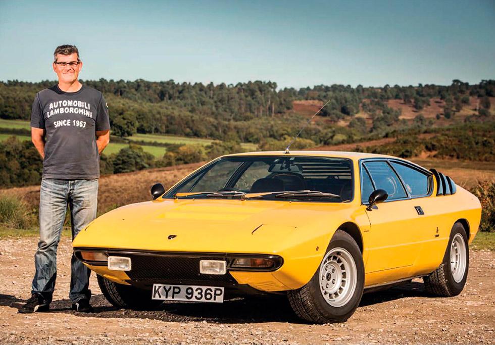 Lamborghini Urraco Epic Restoration Drive My Blogs Drive