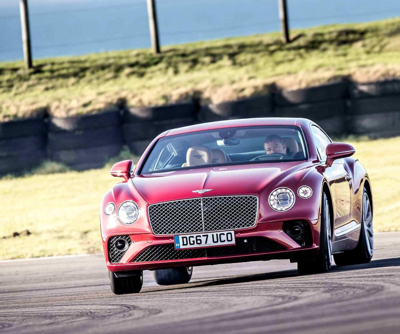 Bentley Price 2015: 2018 Bentley Continental GT First Drive