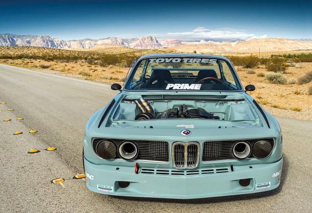 BMW E9 CSL Turbo S52-engined
