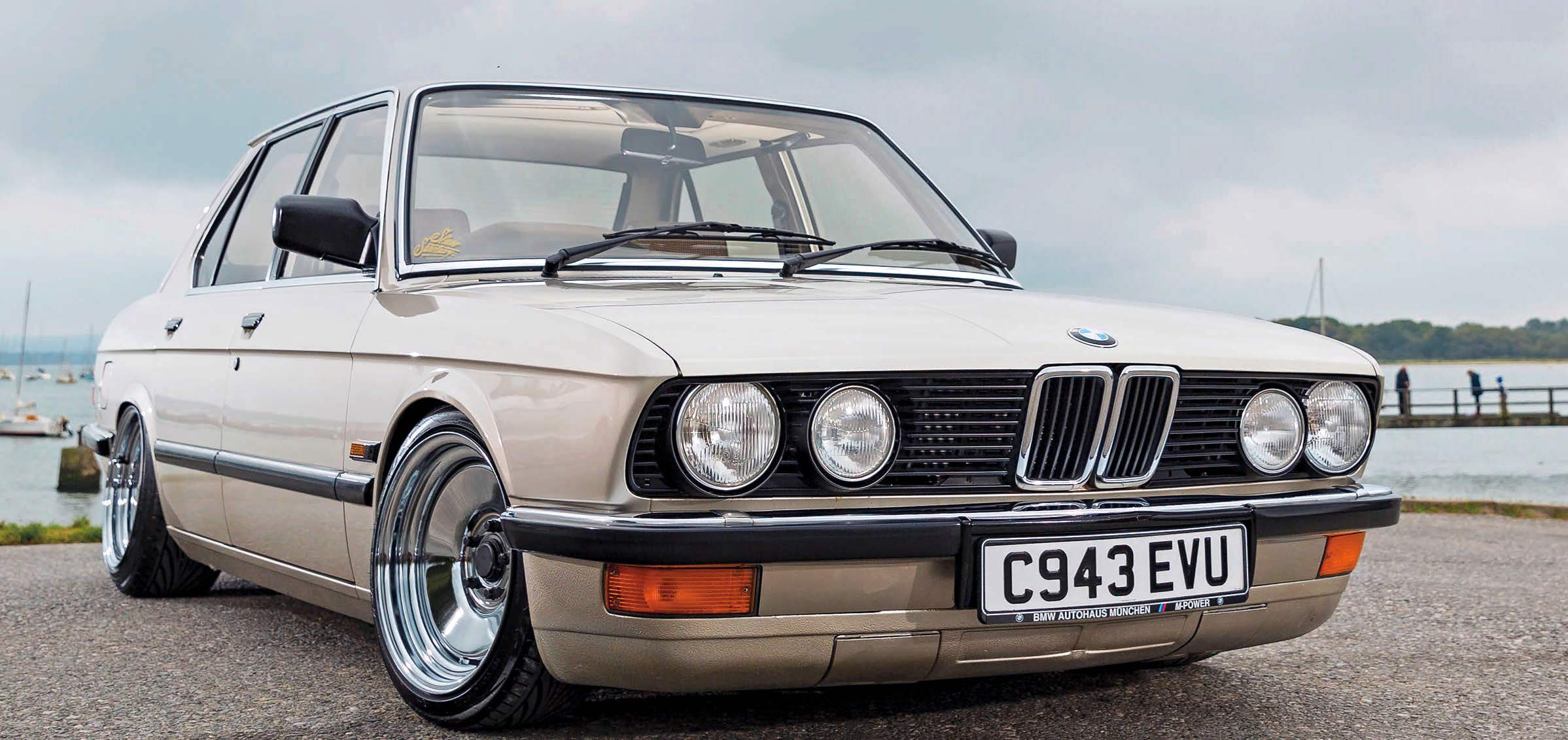 BMW E28 M52 2.8-engined - Drive-My Blogs