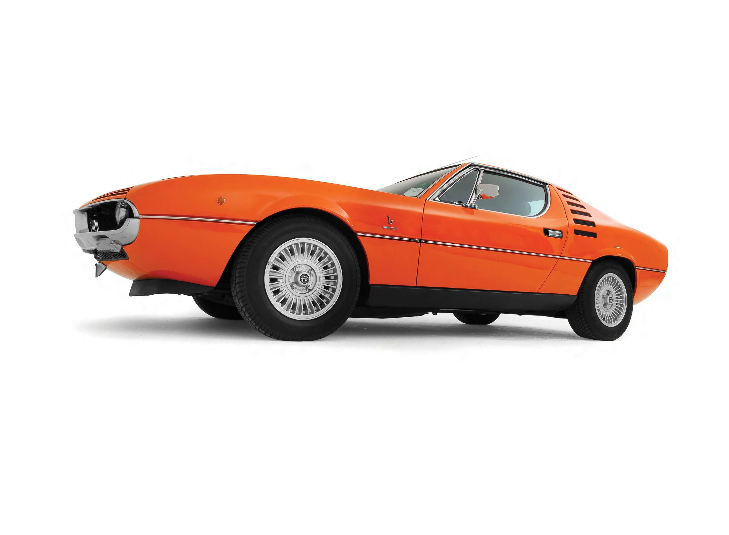 FITS ALFA ROMEO GTV//SPIDER RED LEATHER GAITERS SET NEW