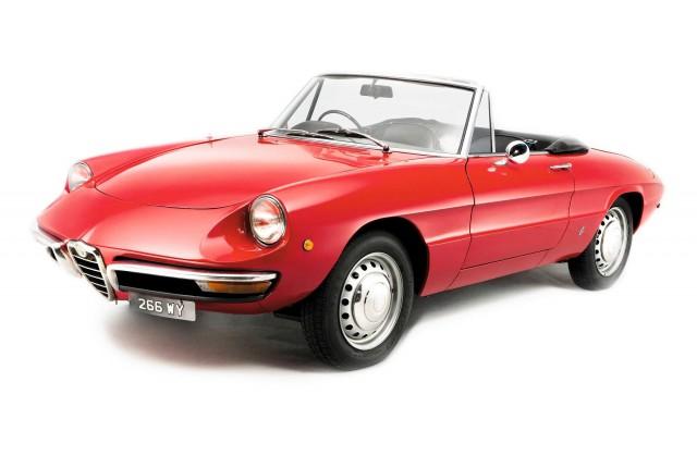 Buying Guide Alfa Romeo Spider / Duetto