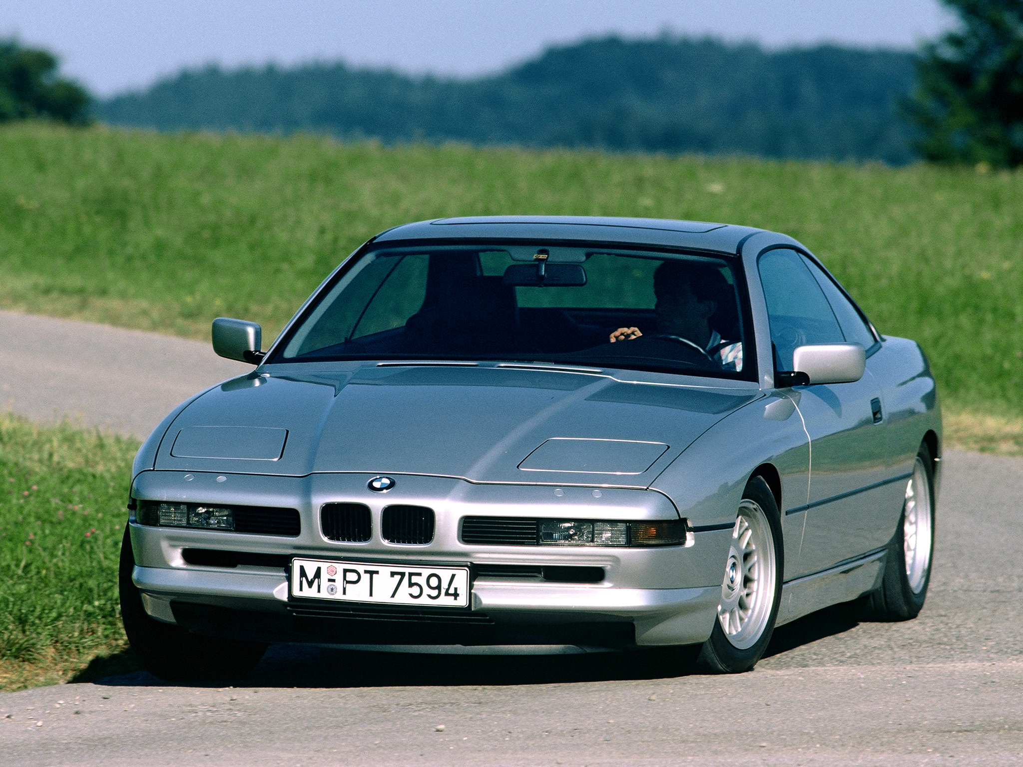 BMW 850Ci and CSi E31 8-Series full guide - engine, transmission ...