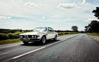 Back in 1972, en route to picking up an early Production BMW 3.0 CSL E9, John received an offer that he had to refuse – much to his chagrin