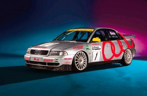 Audi A4 B5 Club - Drive