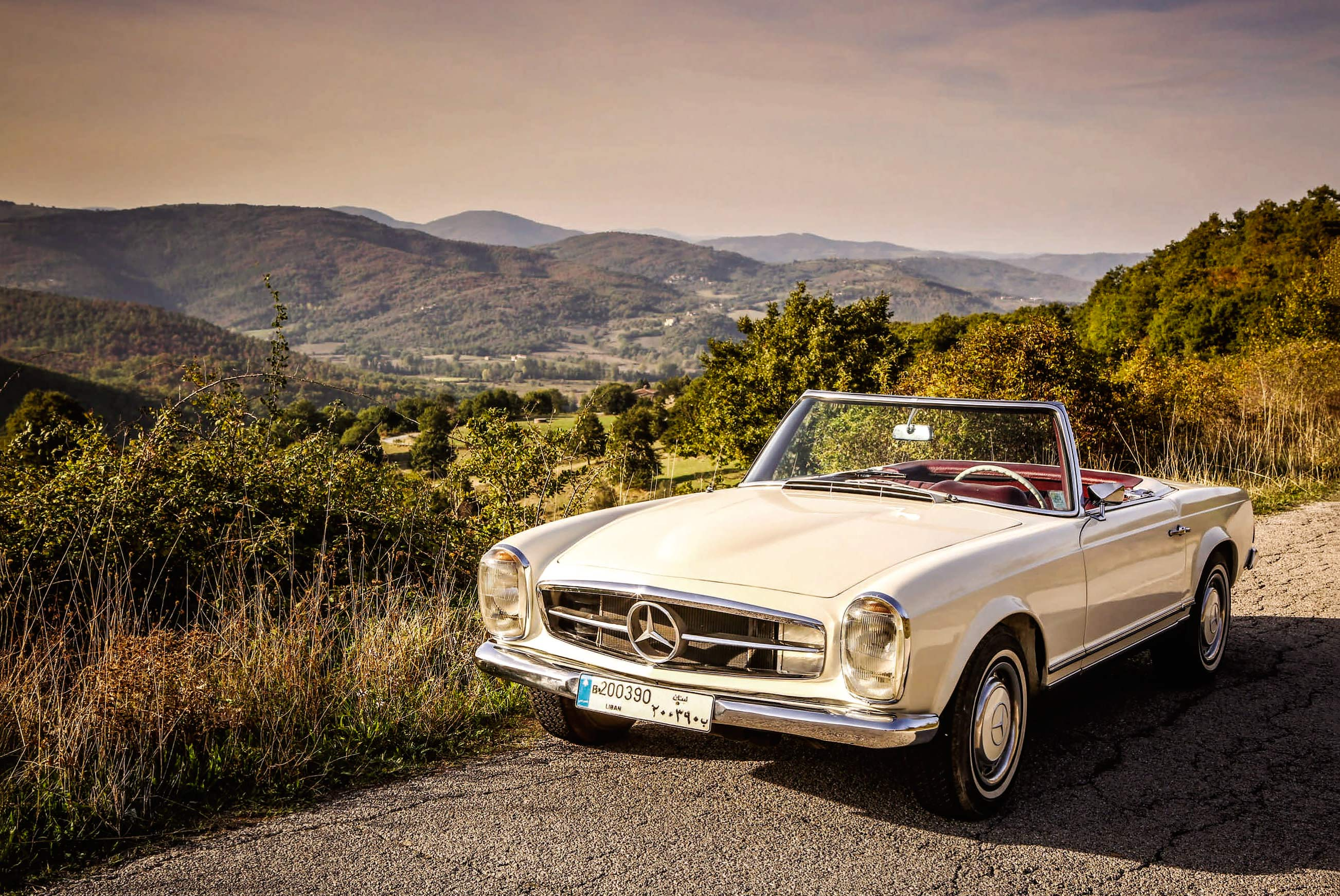 product mercedes sl pristine classics for benz pagoda sale
