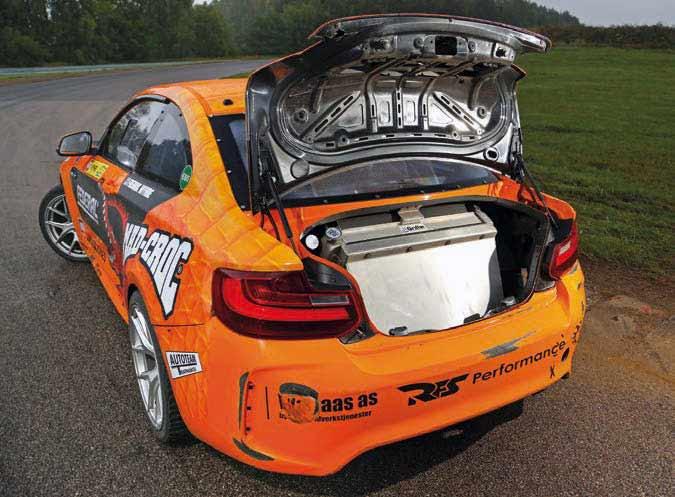 Twin-turbo 1000hp Chevrolet LSX376 V8-engined BMW M2 F87 - Drive-My
