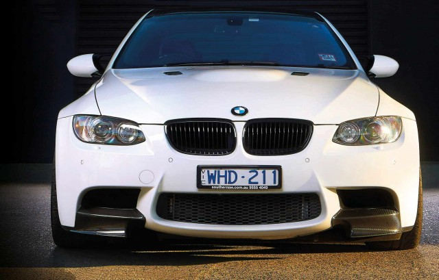 650hp supercharged BMW M3 E92
