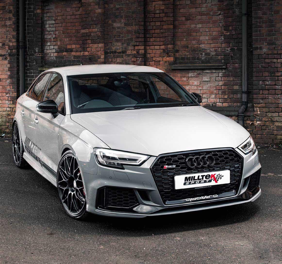 2018 Milltek Sport My17 Audi Rs3 8v Saloon Drive My Blogs Drive