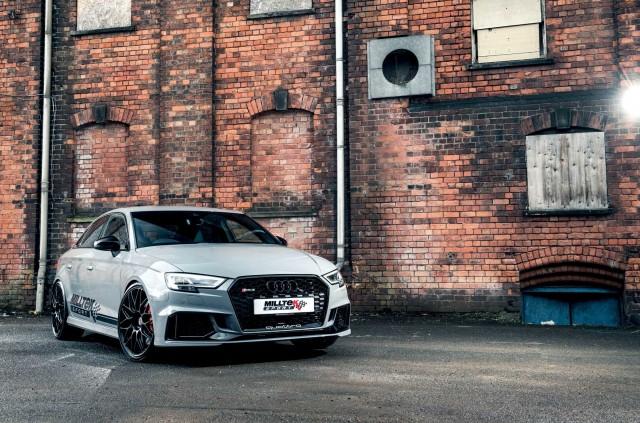 2018 Milltek Sport MY17 Audi RS3 8V Saloon