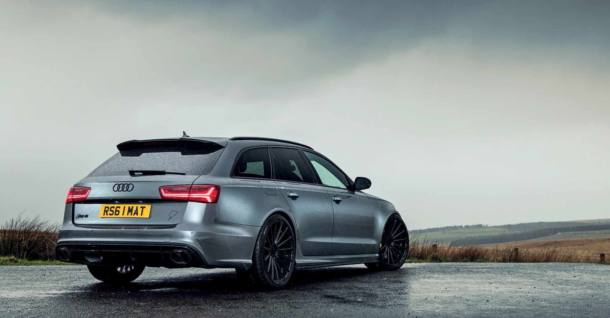 2017 Audi RS6 Avant Performance C7 700bhp REVO Stage 1 tune