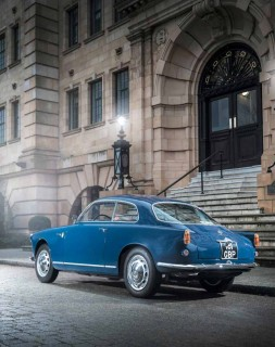 Life Cycle 1957 Alfa Romeo Giulietta Sprint 101 Series Coupe From