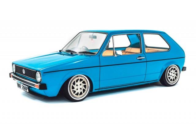 Volkswagen Golf Mk1 2.0 ABF 16V swap