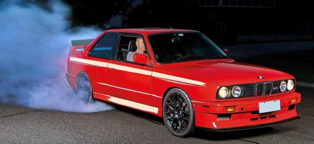 500hp 5.8-litre S85B50 V10-swapped BMW E30 M3
