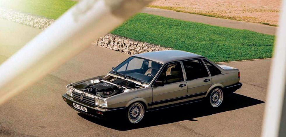 V8 Powered All Wheel Drive Volkswagen Passat B2 May Just