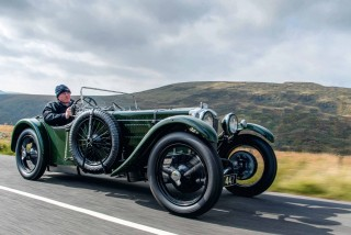 Frazer Nash TT Replica Epic 'Chain Gang' rebuild