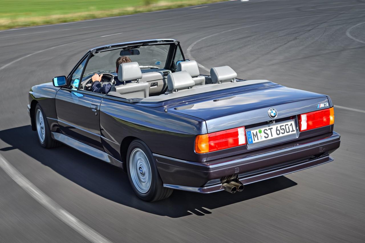 1988 Bmw M3 Convertible E30 30th Anniversary Drive My Blogs Drive