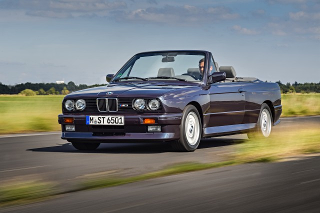 1988 BMW M3 Convertible E30 - 30th anniversary