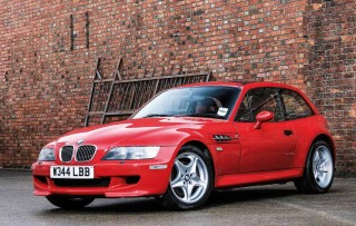Market watch BMW Z3 M Coupe E36/8
