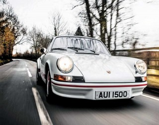 Life Cycle 1973 Porsche 911 Carrera RS2.7