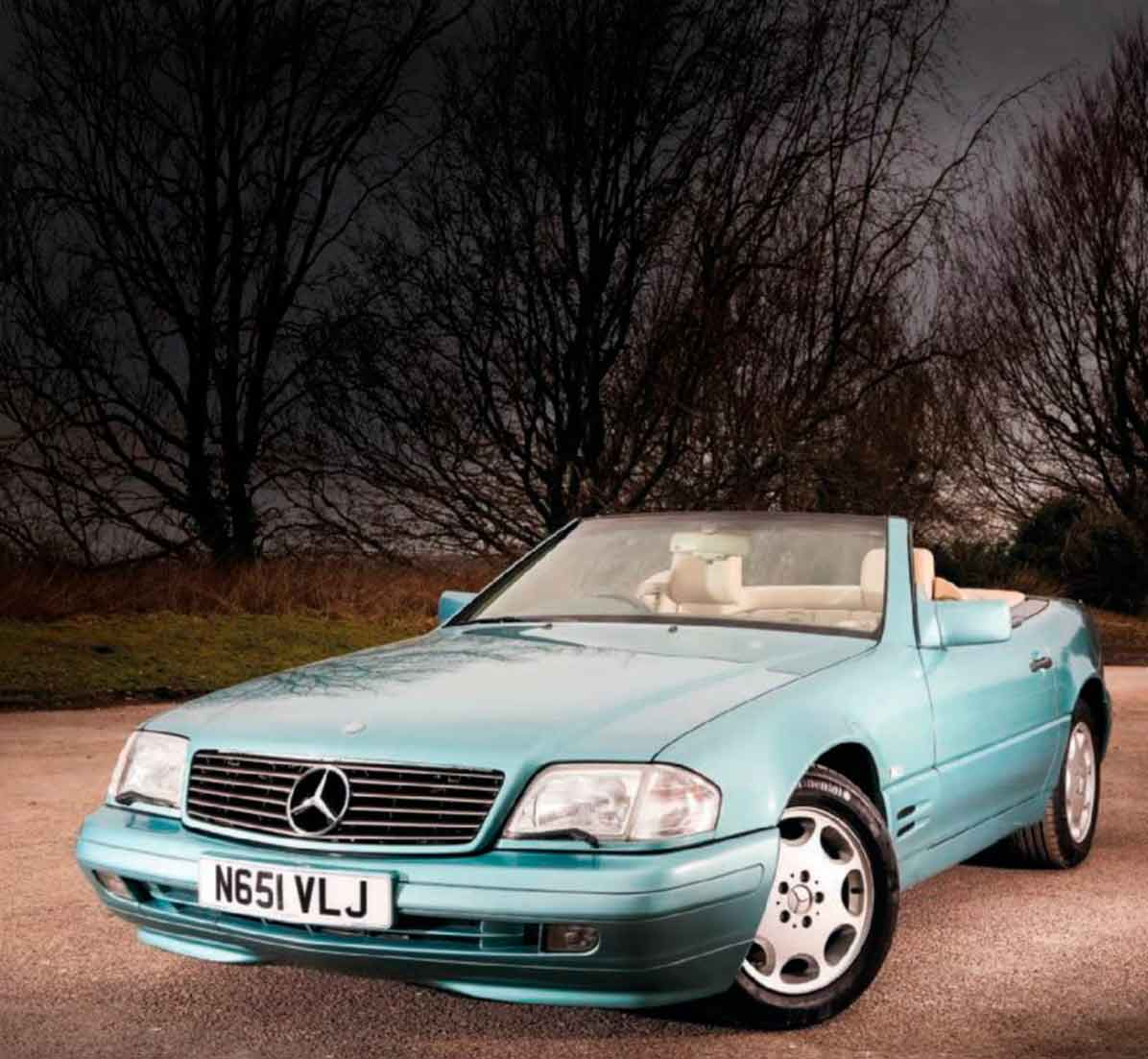 Buyer's Guide Mercedes-Benz R129 SL - Drive-My Blogs - Drive