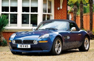 Me and my car 2000 BMW Z8 E52