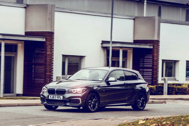 2019 BMW M140i Shadow Edition Sport Auto F21