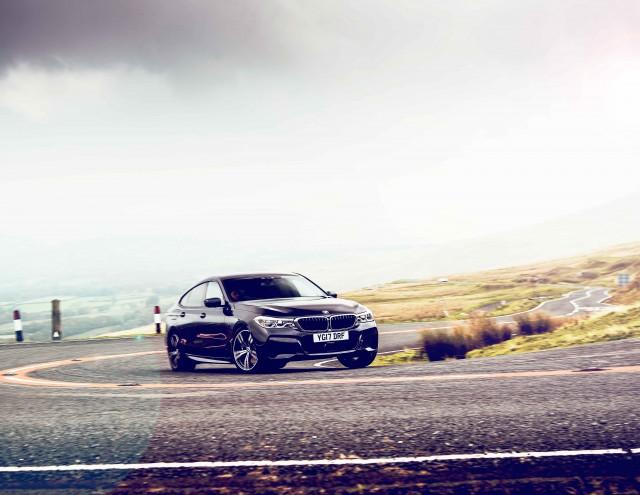 2019 BMW 630d Gran Turismo M Sport G32