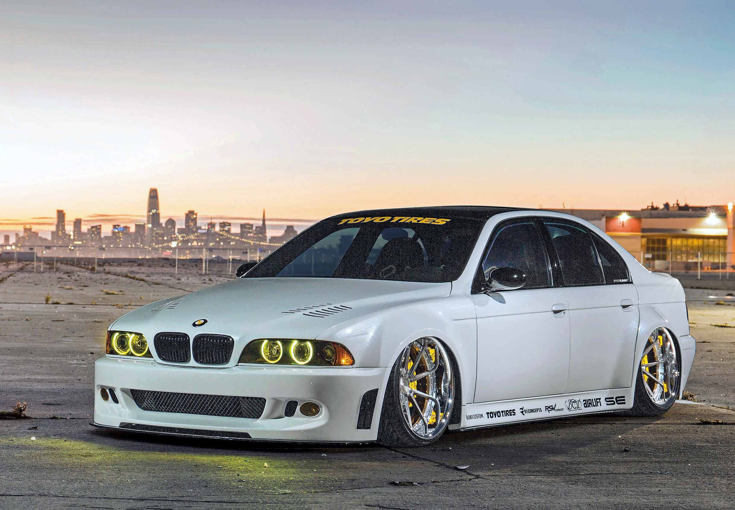 Tuned 560hp Supercharged Custom Metal Wide Body Bmw M5 E39 Drive My Blogs Drive