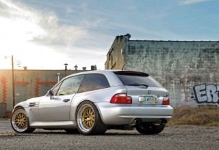 Tuned 480hp supercharged BMW Z3 M Coupé E36/8