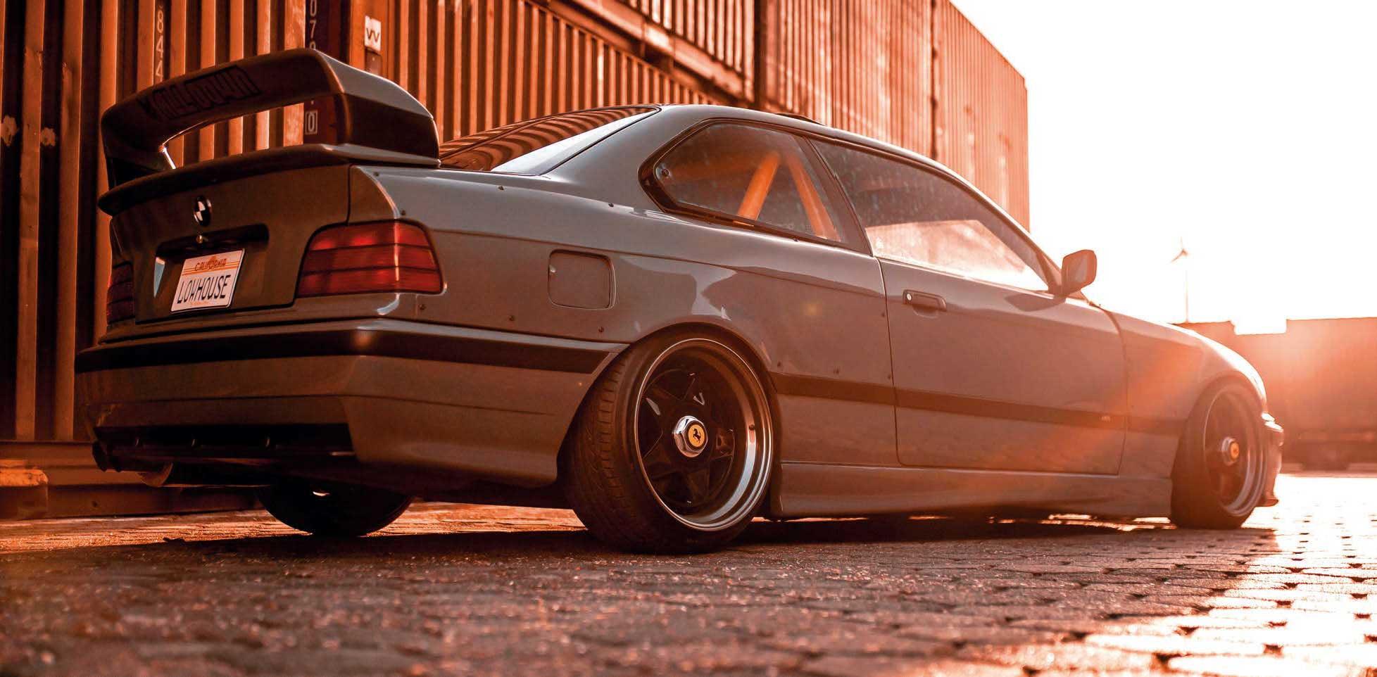 Felony Form Wide Body Bmw 320i Coupe E36 Drive My Blogs