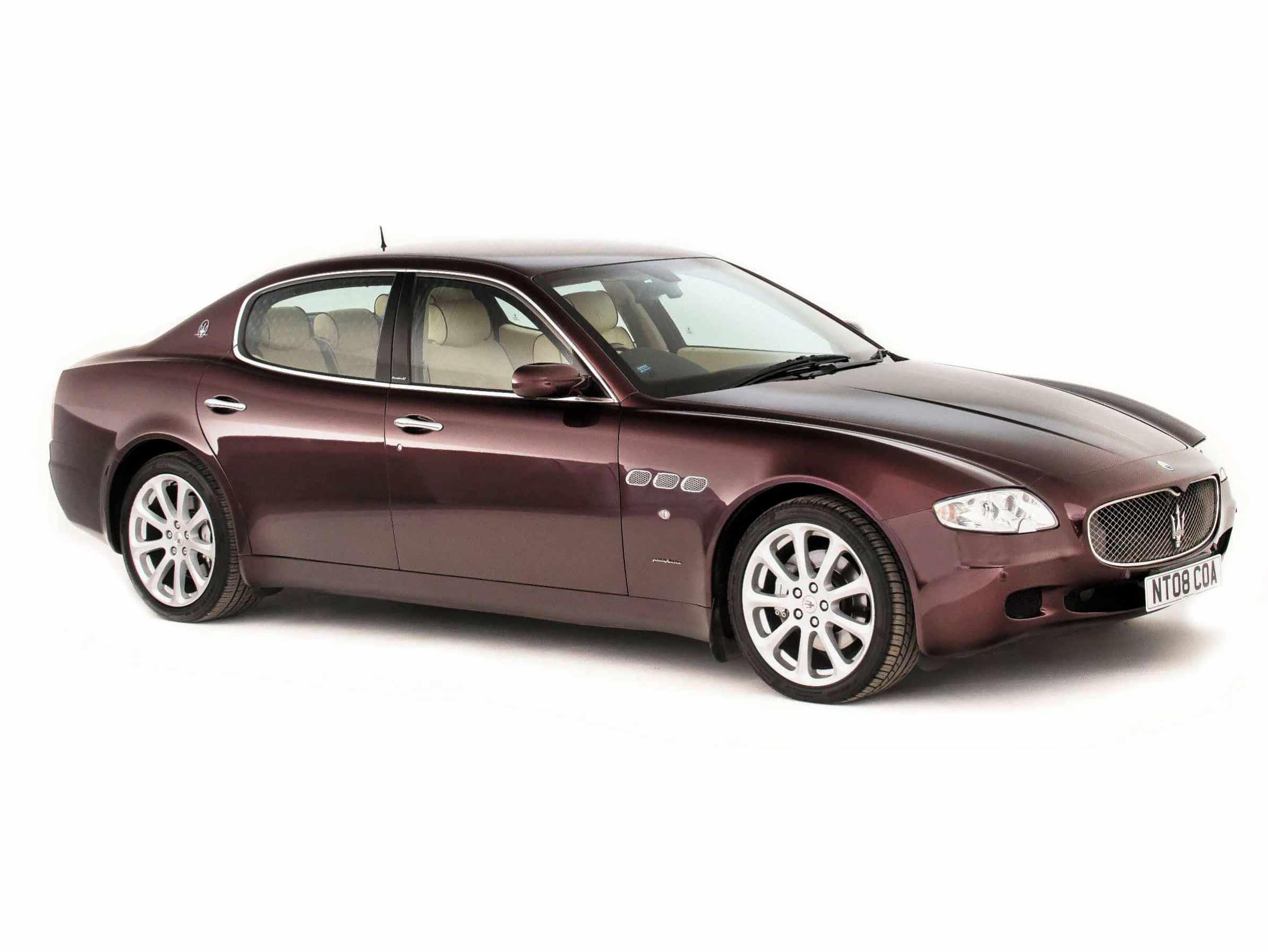 Buying Guide 2003-2012 Maserati Quattroporte V Tipo M139 ...
